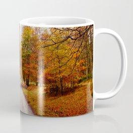 Autumn Road II Coffee Mug