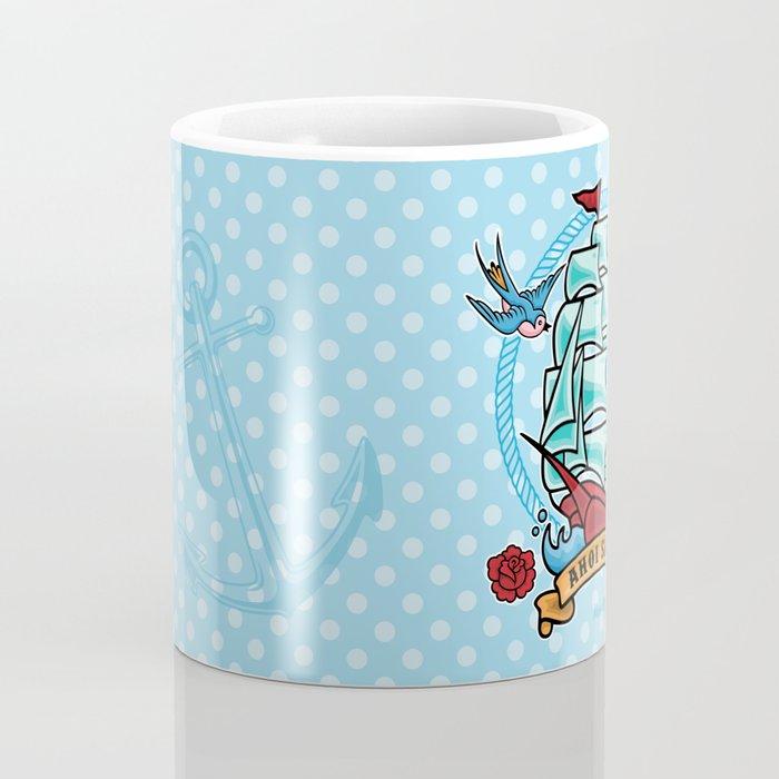 Ahoi Sailor No. 2 Coffee Mug
