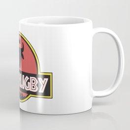 Eno Jurassic Logo Coffee Mug