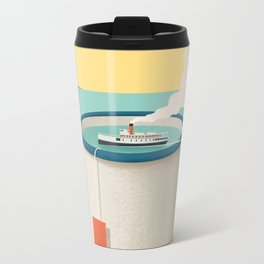Cup of sea Travel Mug