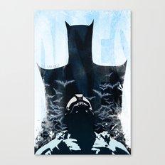 Rises Canvas Print