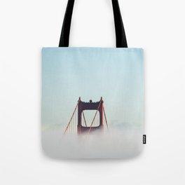 San Francisco Golden Gate Bridge, California Tote Bag