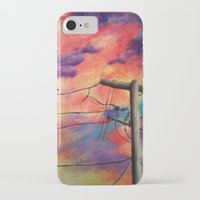 lonely iPhone & iPod Cases featuring Lonely by Erin Keating