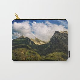 All That Is Above - Mountainscape Carry-All Pouch