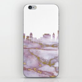 Tulsa Skyline Oklahoma iPhone Skin