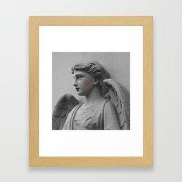 Still Fierce. Framed Art Print