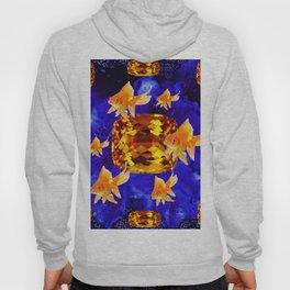 Surreal Goldfish Gems  Dreamscape Hoody