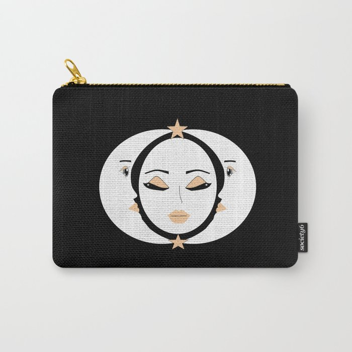 La luna Carry-All Pouch