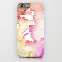 pink wash iPhone 6s Slim Case