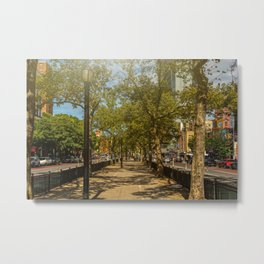 An alley in New York City, downtown (2020-9-GNY-220) Metal Print