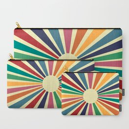 Sun Retro Art II Carry-All Pouch