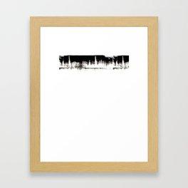 852 Framed Art Print