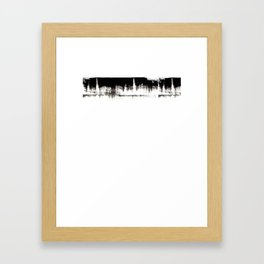 852 Framed Art Print