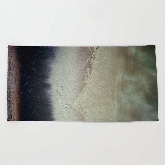Winter Shade Beach Towel