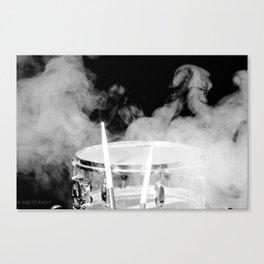 SMOKIN BEAT Canvas Print