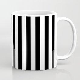 Black Stripes Coffee Mug