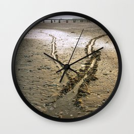 Paths Wall Clock