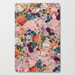 Summer Botanical Garden VIII - II Cutting Board