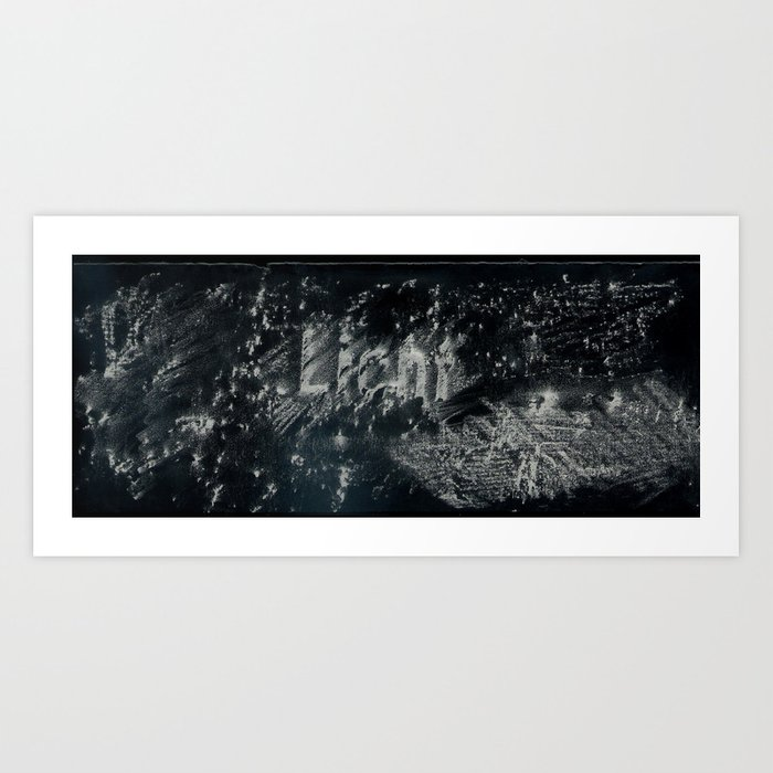 light no.1 Art Print