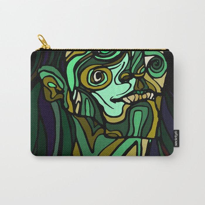 Loki God of Mischief Carry-All Pouch