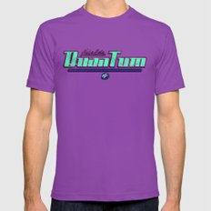 Nuka-Cola Quantum Mens Fitted Tee Ultraviolet SMALL