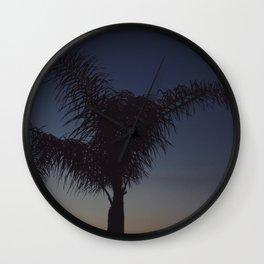 BLUE WONDER Wall Clock