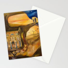 Past Glories Stationery Cards