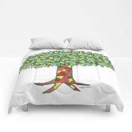 Fruit Tree Comforters