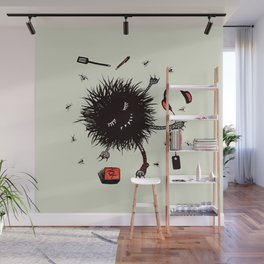 Relax And Rest Lazy Creature Wall Mural
