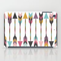 bohemian iPad Cases featuring Bohemian Arrows by Bohemian Gypsy Jane