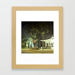 Koyasan temple 3 Framed Art Print