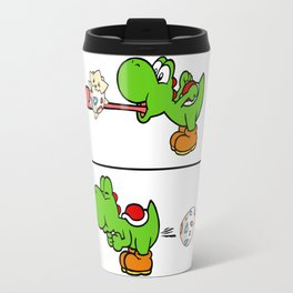Yoshi and Togepi Travel Mug