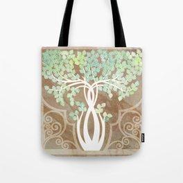 Birch Tree Tote Bag