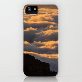 Sunset in La Palma iPhone Case