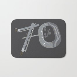Airport 70 Bath Mat