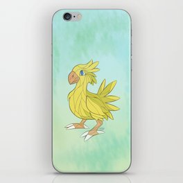 Chocobo iPhone Skin