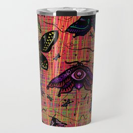 colour bugs Travel Mug