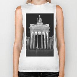 Brandenburg Gate, Berlin Biker Tank