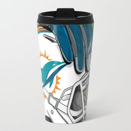 Miami football Travel Mug