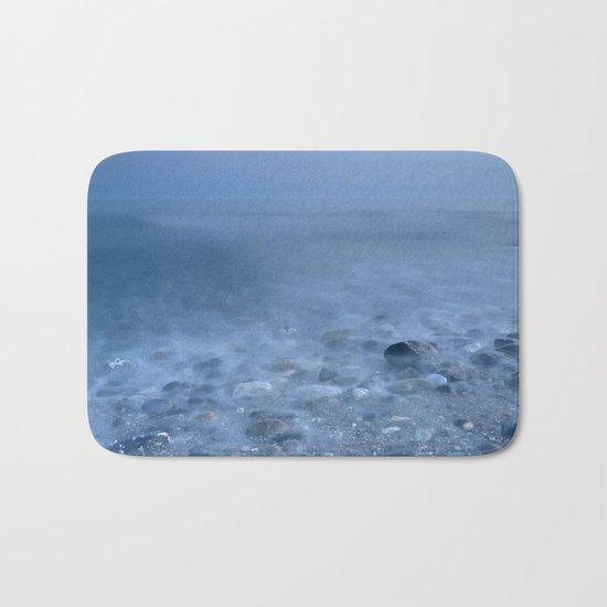 """""""Blue sea""""... Bath Mat"""