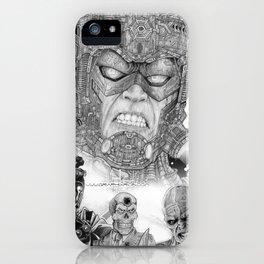 Villains iPhone Case