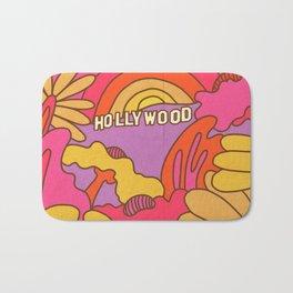 Hollywood Rainbow Garden Bath Mat