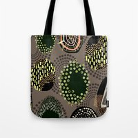 eggs Tote Bags featuring Eggs by Aubree Eisenwinter