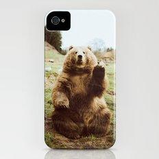 Hi Bear Slim Case iPhone (4, 4s)