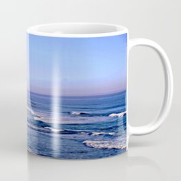 Sunset over the Great Southern Ocean Coffee Mug