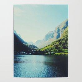 Mountains XII Poster