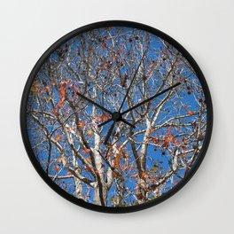 Trees 4 Dayz Wall Clock
