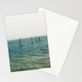 Ombre Sea Stationery Cards