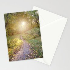 ...Keep Peace with your Soul Stationery Cards