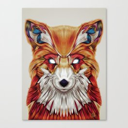"""""""Firefox"""" by Giulio Rossi Canvas Print"""